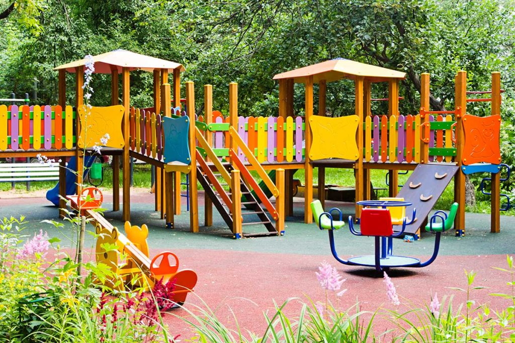 Early Child Education & Care College Playground